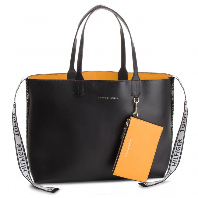 c7fae70ff2ac3 Torebka TOMMY HILFIGER - Iconic Tommy Tote AW0AW05640 002 ...