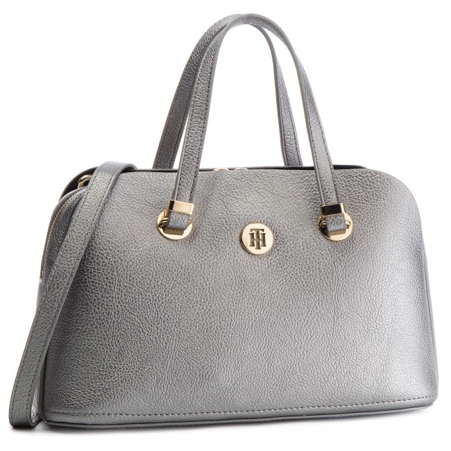 0c6d821a24e8c Torebka TOMMY HILFIGER - Th Core Med Satchel AW0AW06120 055 ...