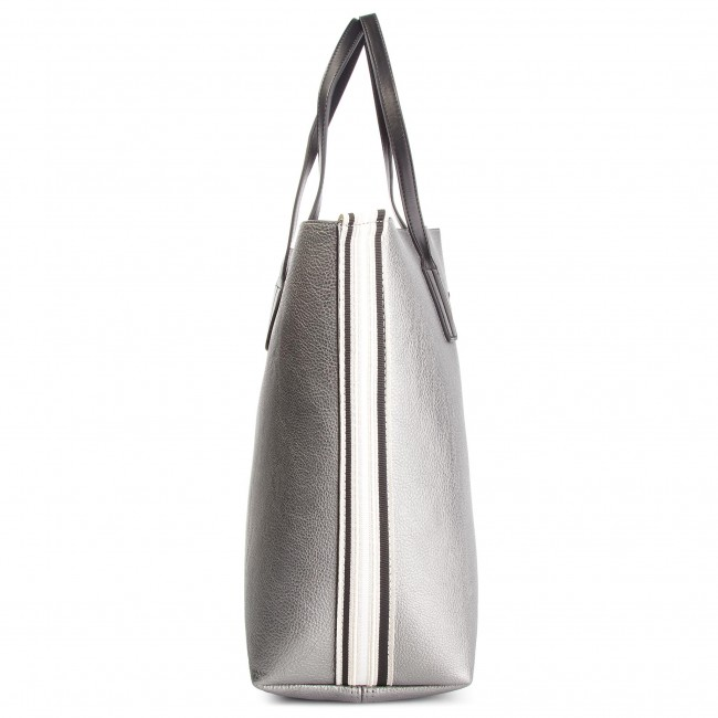 abf30b6904469 Torebka TOMMY HILFIGER - Cool Tommy Tote Met AW0AW06374 903 ...