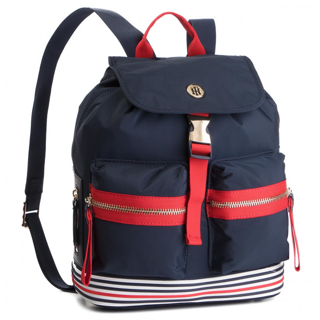 007b0df819879 Plecak TOMMY HILFIGER - Youthful Nylon Mini Backpack AW0AW06436 901 ...