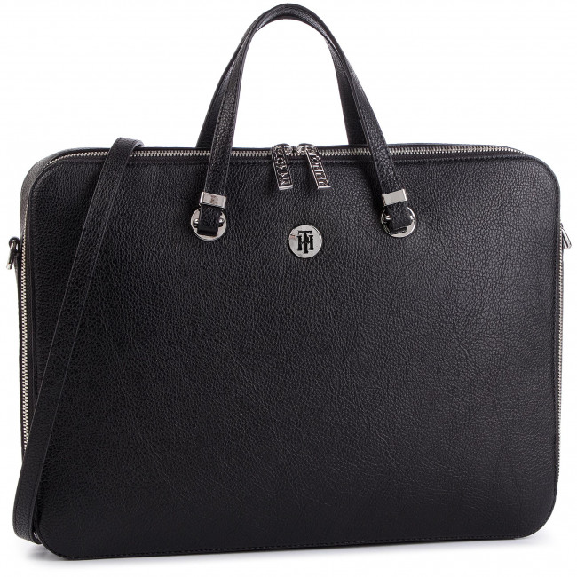 f2ccd19e83473 Torba na laptopa TOMMY HILFIGER - The Core Computer Bag AW0AW06424 ...