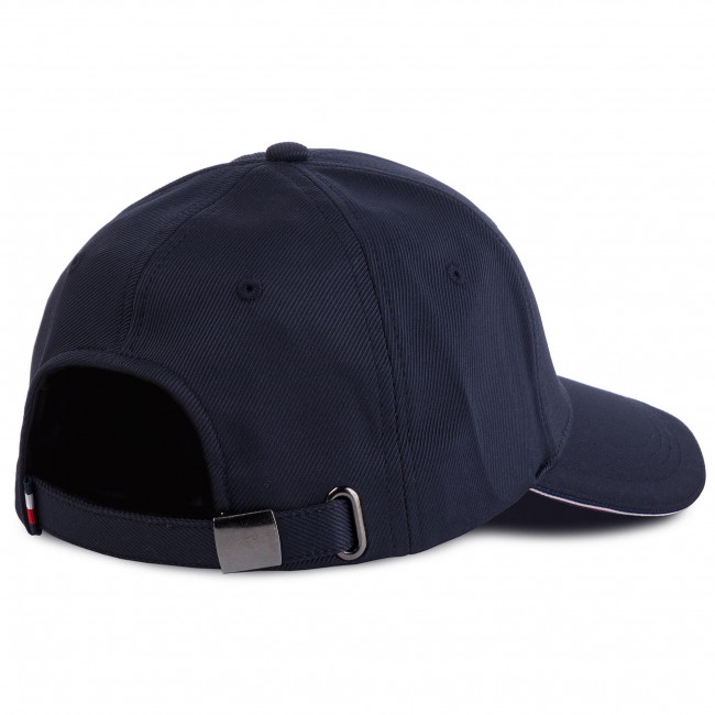 f2482c953b85c Czapka z daszkiem TOMMY HILFIGER - Elevated Cap AM0AM04651 413 ...
