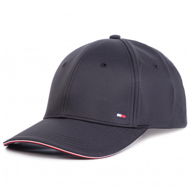 2106c312828c4 Czapka z daszkiem TOMMY HILFIGER - Elevated Cap AM0AM04651 002 ...
