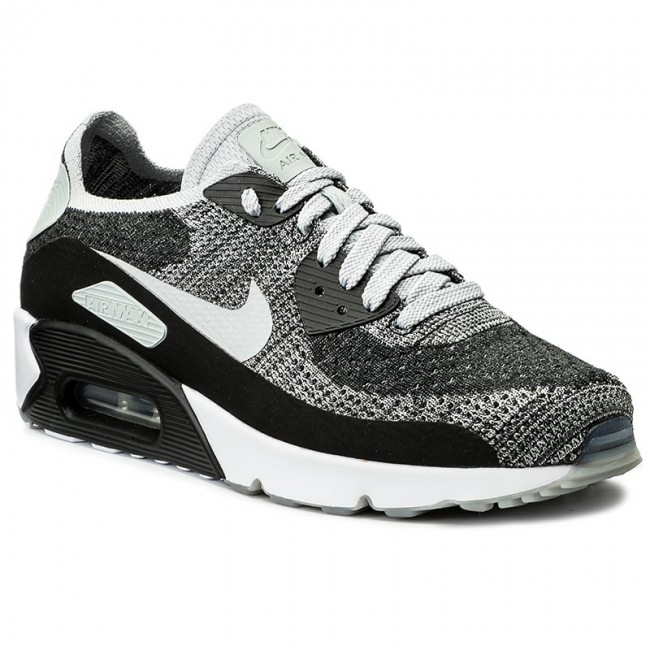 the best attitude 65bbd cd809 Buty NIKE - Air Max 90 Ultra 2.0 Flyknit 875943 005 Black/Wolf Grey ...