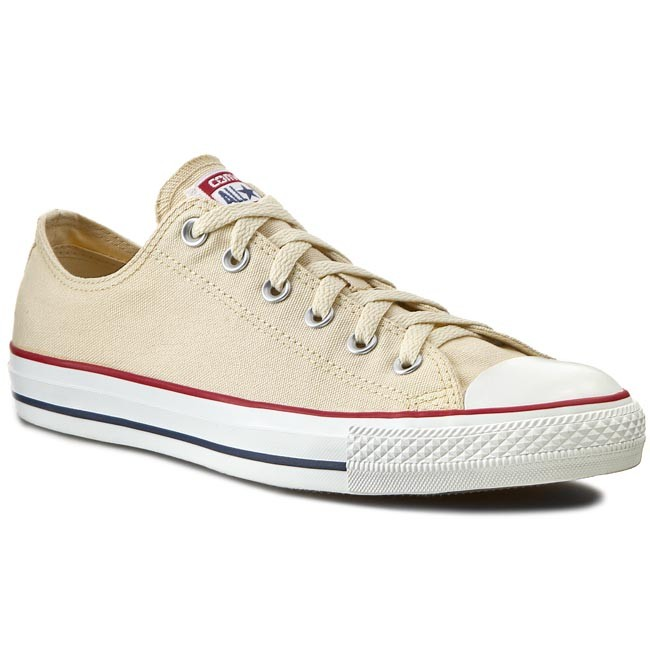 303942f39623d Trampki CONVERSE - All Star Ox M9165 Unbleach Wht - Codzienne ...