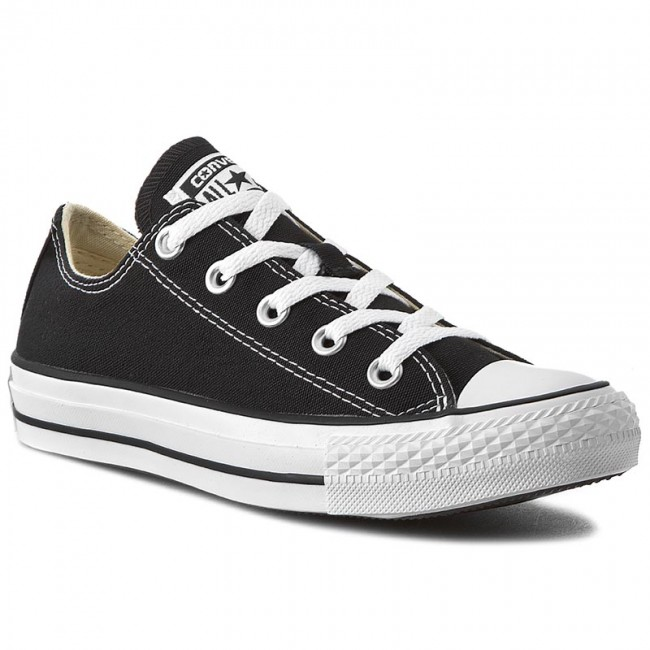 Trampki CONVERSE All Star Ox M9166C Black