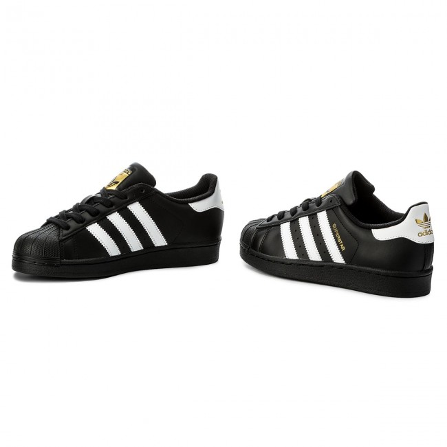 Buty adidas Superstar Foundation J B23642 CBlackFtWht