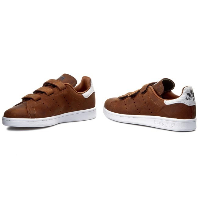 Buty adidas Stan Smith Cf B24537 DusrusDusrusNbrown
