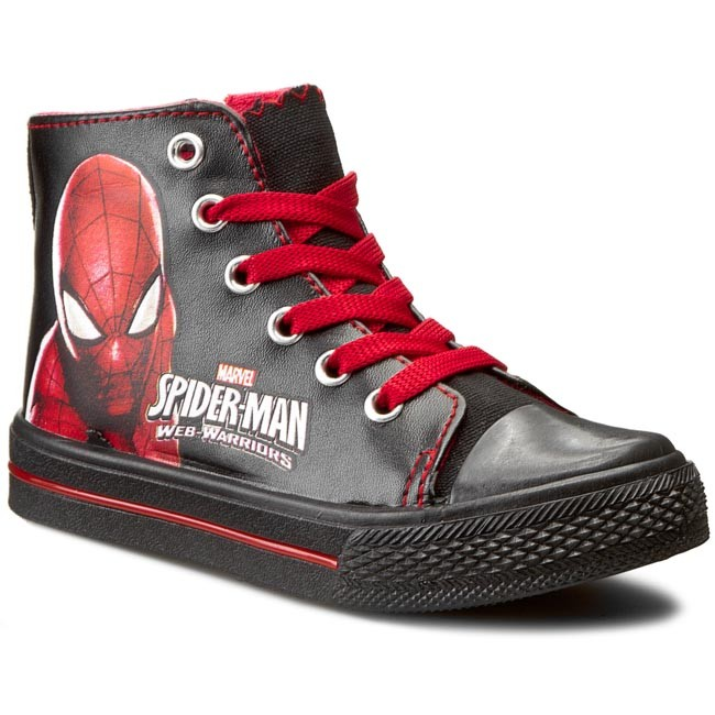 Trampki SPIDERMAN ULTIMATE - CP40-KLD041SPRMV Czarny