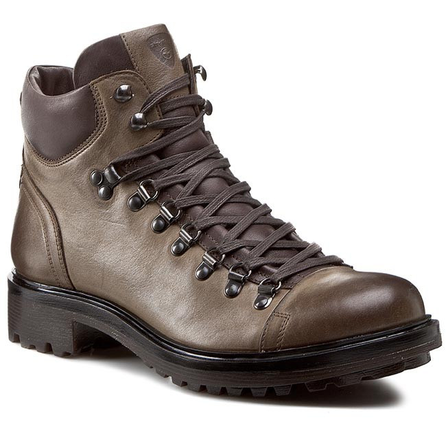 sports shoes ba8a2 f80f7 Trapery STRELLSON - George Mid Boot I 4010001790 Taupe 104
