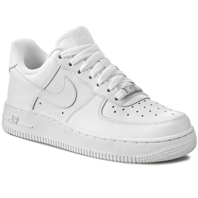 Buty NIKE Wmns Air Force 1 '07 315115 112 White