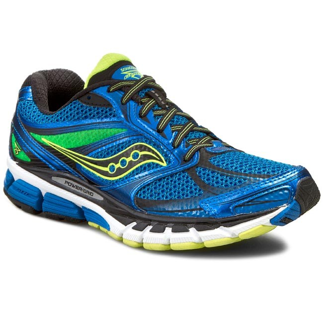 Buty SAUCONY Guide 8 S20256 5 BluBlkCtn