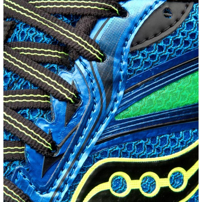 Buty SAUCONY Guide 8 S20256 5 BluBlkCtn Treningowe