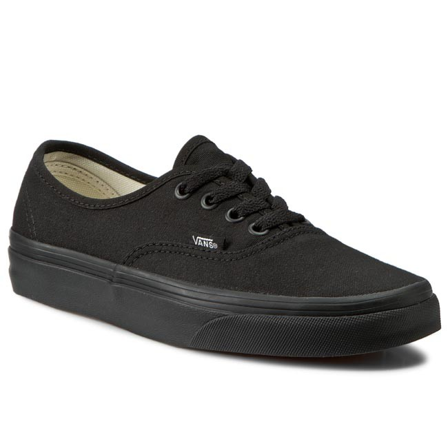 Tenisówki VANS Authentic VN000EE3BKA BlackBlack