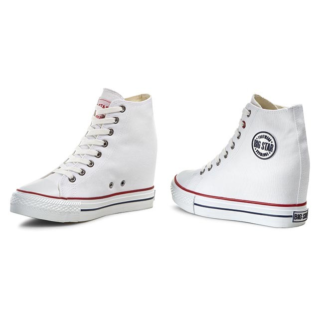 Sneakersy BIG STAR U274904 White