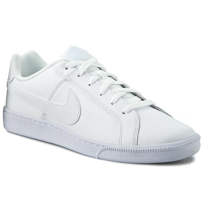 Buty NIKE - Court Royale 749747 111 White/White