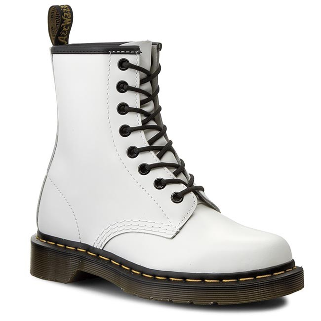 Glany DR. MARTENS - 1460 10072100 White