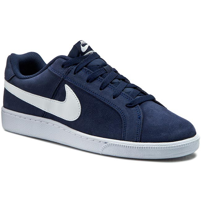 Buty NIKE Court Royale Suede 819802 410 Midnight NavyWhite