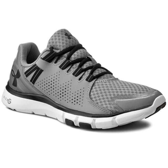 Buty UNDER ARMOUR Ua Micro G Limitless Tr 1264966 035 StlGphBlk