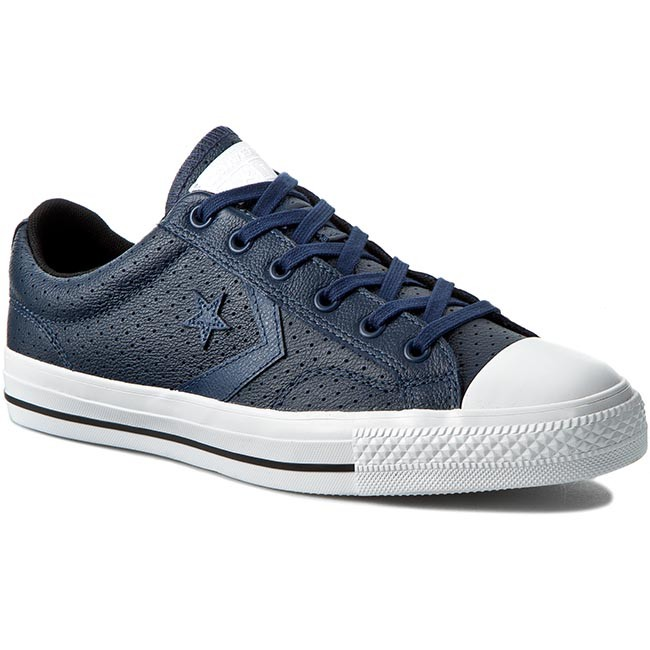 Sneakersy CONVERSE - Star Player Ox 151348C  Navy/Wh