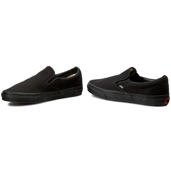 Tenisówki VANS Classic Slip On VN 0EYEBKA Black