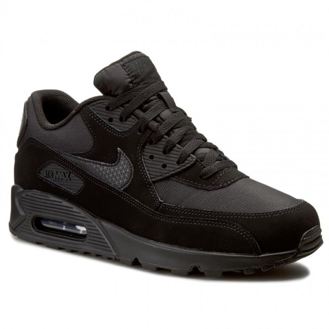 Buty Męskie Nike Air Max 90 Essential 537384 046 All Black