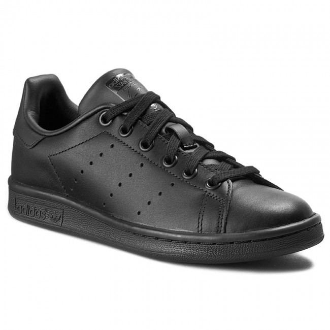 Buty adidas - Stan Smith M20327 Black1/Black1/Black1