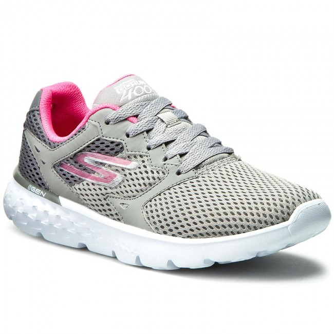 Buty SKECHERS Go Run 400 14350CCHP CharcoalHot Pink