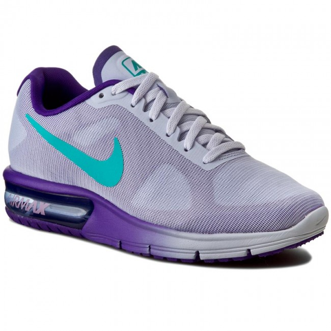 Buty NIKE - Air Max Sequent 719916 504 Palest Purple/Clr Jd/frc Prpl