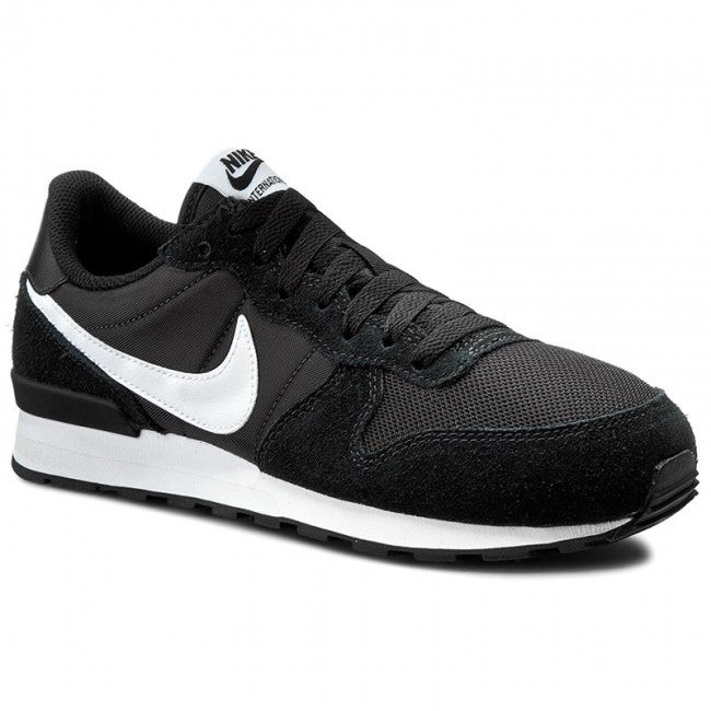 Buty NIKE - Internationalist (Gs) 814434 012 Black/White/Black