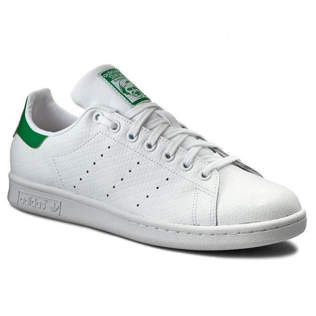 Buty adidas Stan Smith S80029 FtwwhtFtwwhtGreen