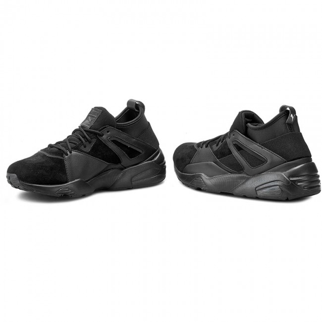 Sneakersy PUMA BOG Sock Core 362038 01 Puma Black