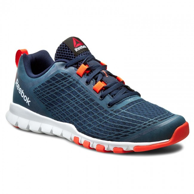 Shoes Reebok Everchill Train AR3070 NavyRedWhite