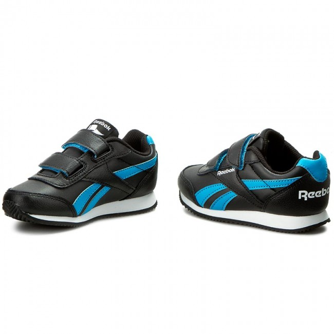 Buty Reebok Royal Cljog 2 2v AR2288 BlackWild Blue