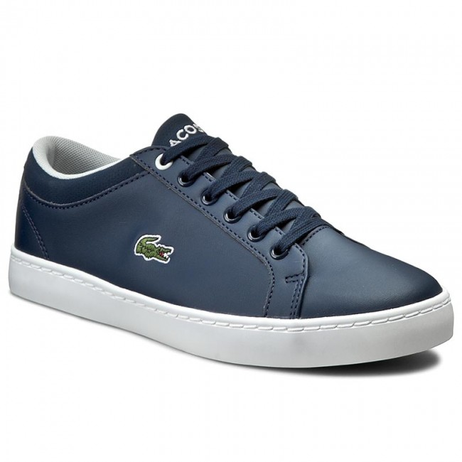 Sneakersy LACOSTE Straightset Lace 316 1 7 32SPJ0103003 Nvy