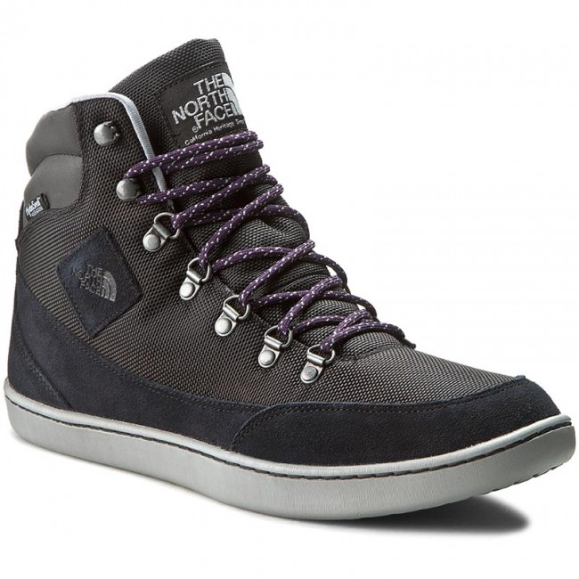 Trzewiki THE NORTH FACE - Base Camp Ballistic Mid T0CM83WL4 TNF Black/Griffin Grey
