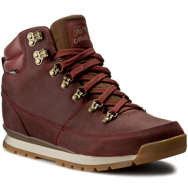 Trekkingi THE NORTH FACE - Back-To-Berkeley Redux Trans Wp T92Y9FDRV Brick House Red/Desert Palm Brown