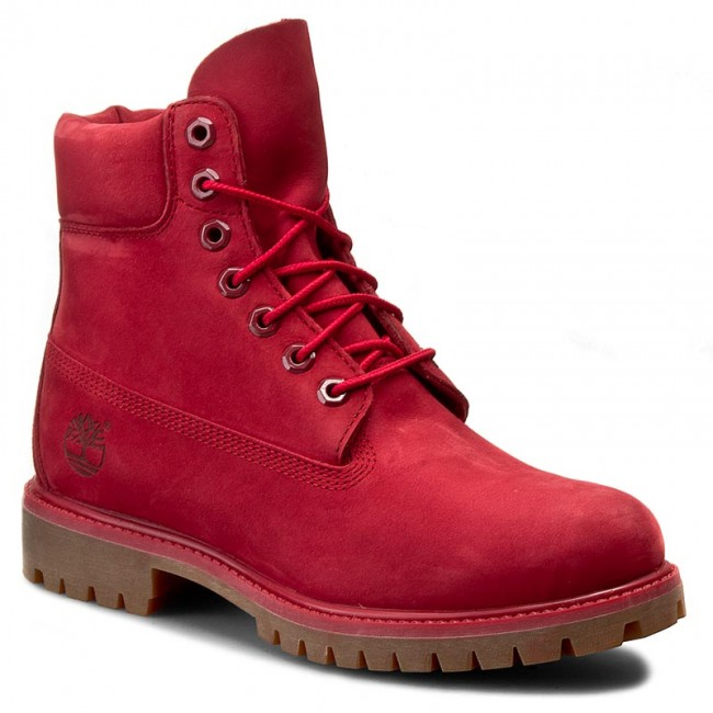Trapery TIMBERLAND 6 in Premium Boot A1149 Red