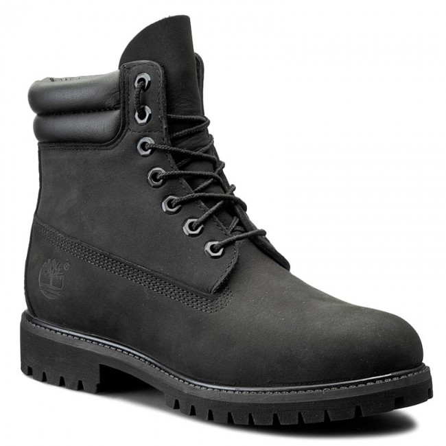 Trapery TIMBERLAND - 6 In Boot 73541 Black