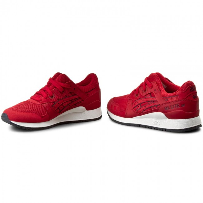 Sneakersy ASICS TIGER Gel Lyte III HN6A3 RedRed 2525