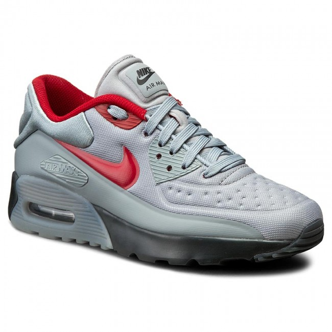 Buty NIKE Air Max 90 Ultra Se (GS) 844599 007 StealthGym RedAnthracite