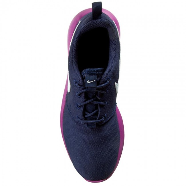 Chaussures NIKE Roshe One (GS) 599729 407 Midnight NavyBlue Tint
