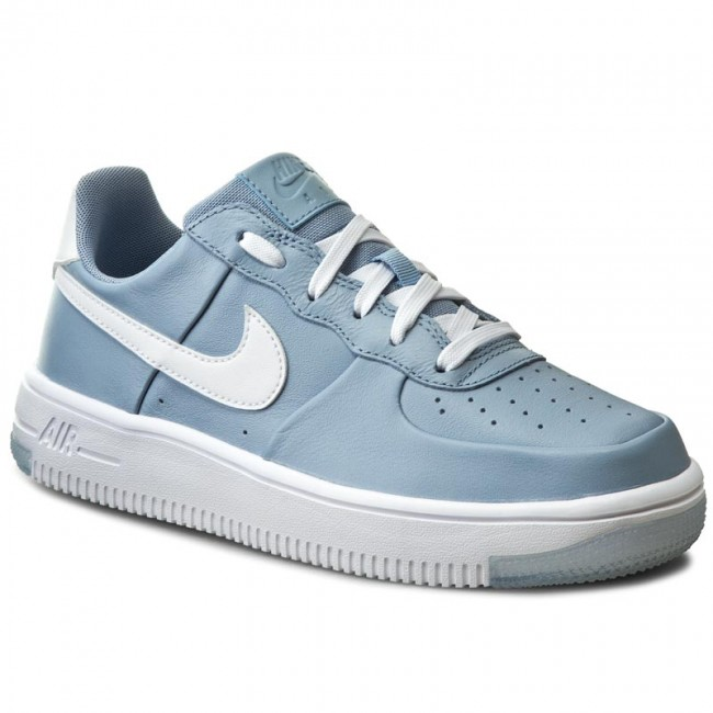 808e2f4ee Buty NIKE - Air Force 1 Ultraforce (GS) 845128 400 Blue Grey/White -  Sneakersy - Półbuty - Damskie - eobuwie.pl