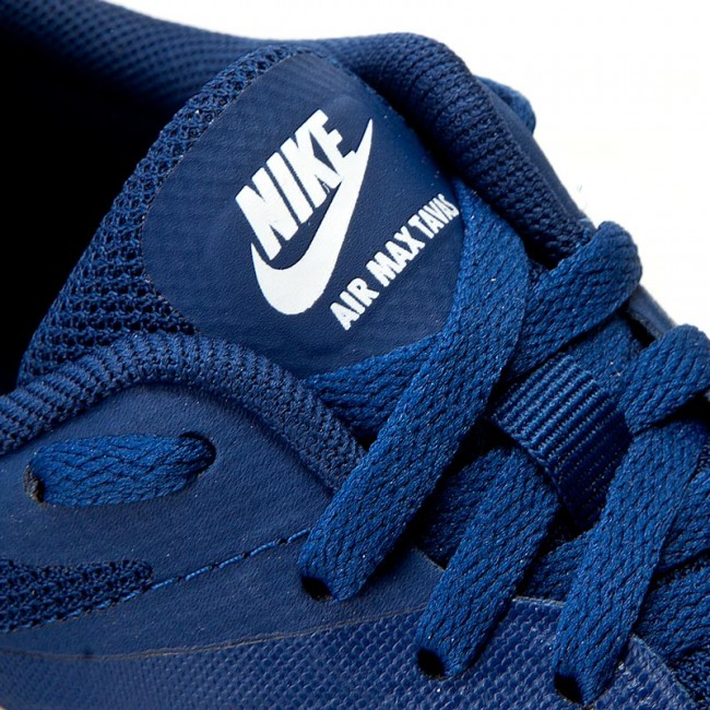 Buty NIKE Air Max Tavas (GS) 814443 403 Coastal BlueWolf GreyWhite