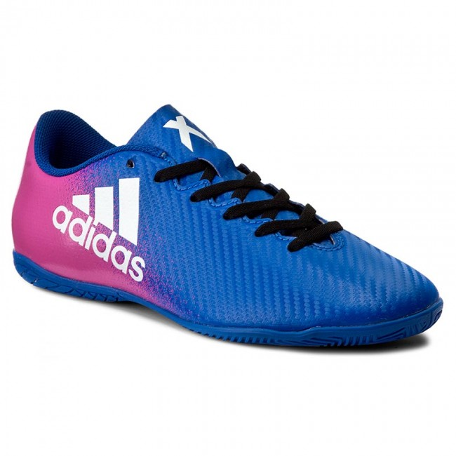 Buty adidas X 16.4 In BB5735 BlueFtwhtSchopinBlue