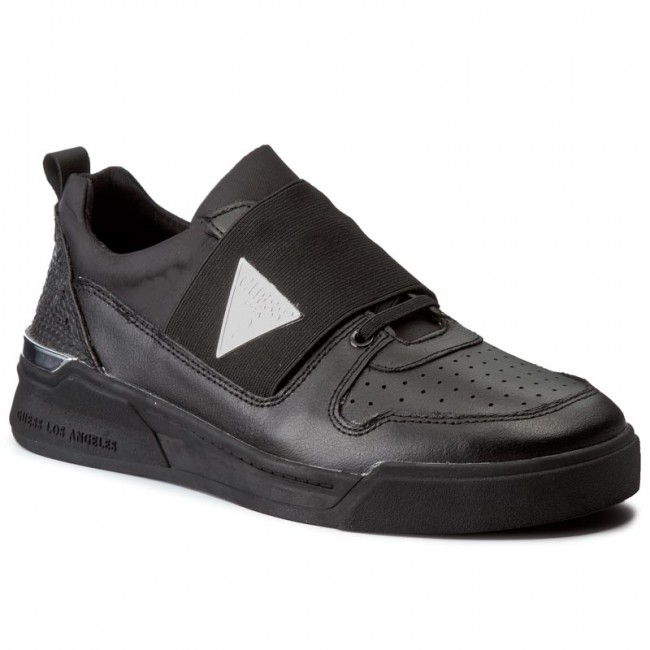 Sneakersy GUESS - Knight Low FMKHL1 LEA12 BLACK