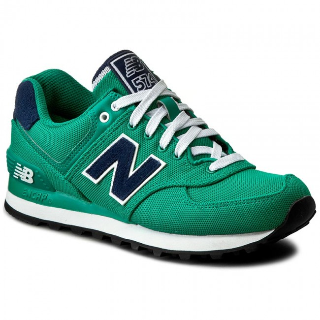 Sneakersy NEW BALANCE - ML574POG Zielony