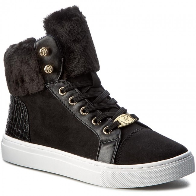 Sneakersy GUESS - Jariya FLJRI4 ESU12 BLACK