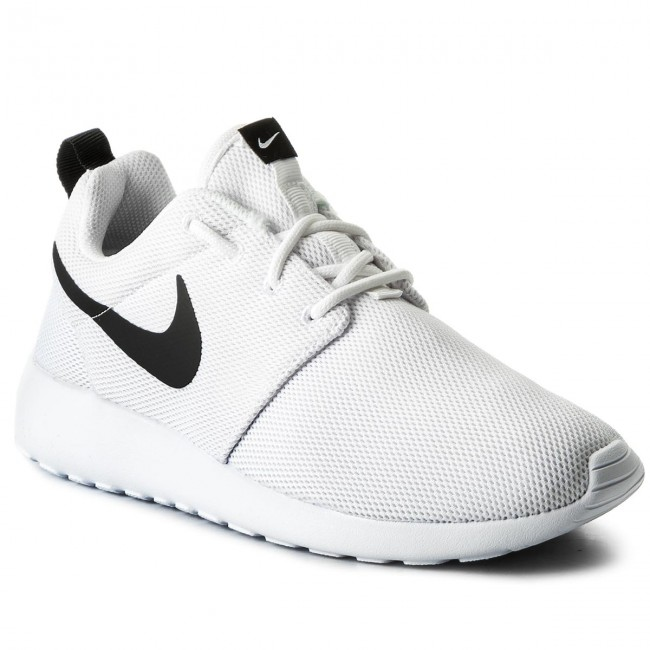 wholesale dealer 01a9d 12aa6 Buty NIKE - Roshe One 844994 101 White White Black