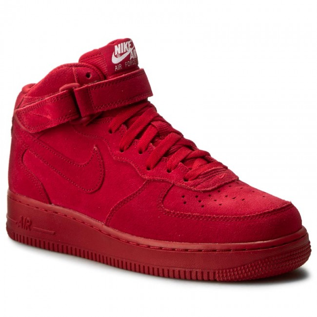 Buty NIKE Air Force 1 Mid '07 315123 609 Gym RedGym RedWhite